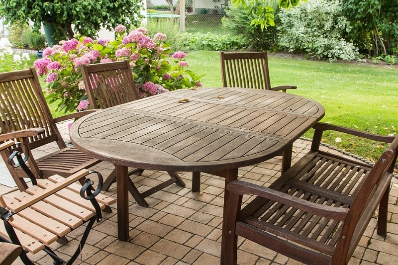 How To Choose The Garden Furniture
