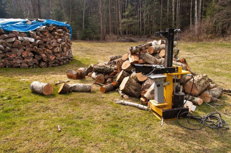 Why Log Splitter is the Best Tool for Your Garden
