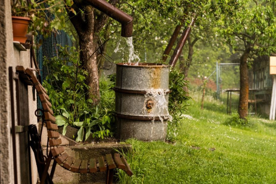 How to Make a Rainwater Barrel