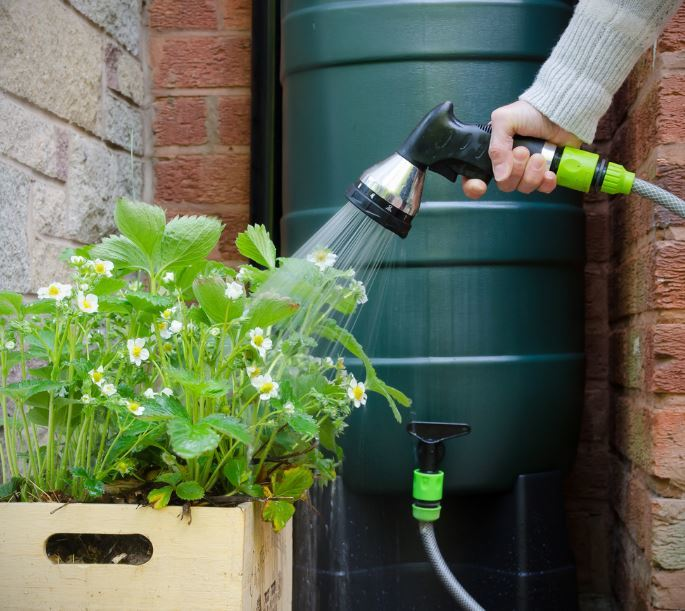 Rainwater Barrels: How Do They Work?