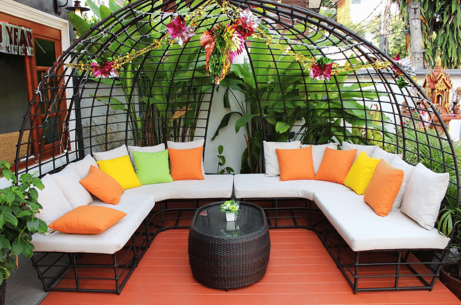 How To Get Your Backyard A New Decor