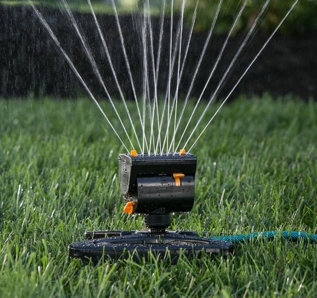 Best Garden Sprinkler