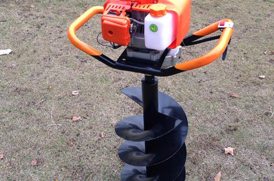 Best Gas Powered Post Hole Digger
