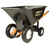 best heavy duty wheelbarrow