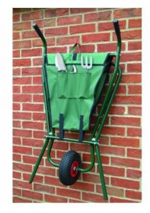 bosmere folding wheelbarrow. cheap cart