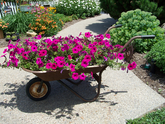 Cheap Wheelbarrows for Sale
