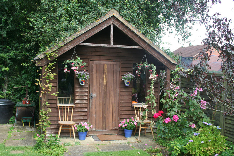 How To Choose Garden Shed