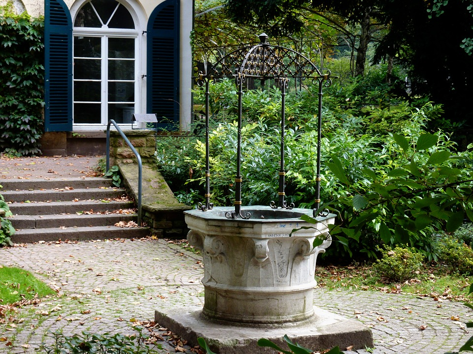 How to Take Care of Your Garden Fountain