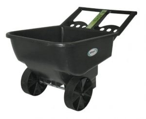 Smart cart wheelbarrow