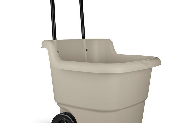Suncast lawn cart review