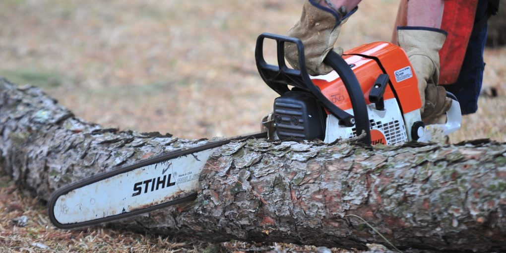 Twenty one Tips Chainsaw Safety