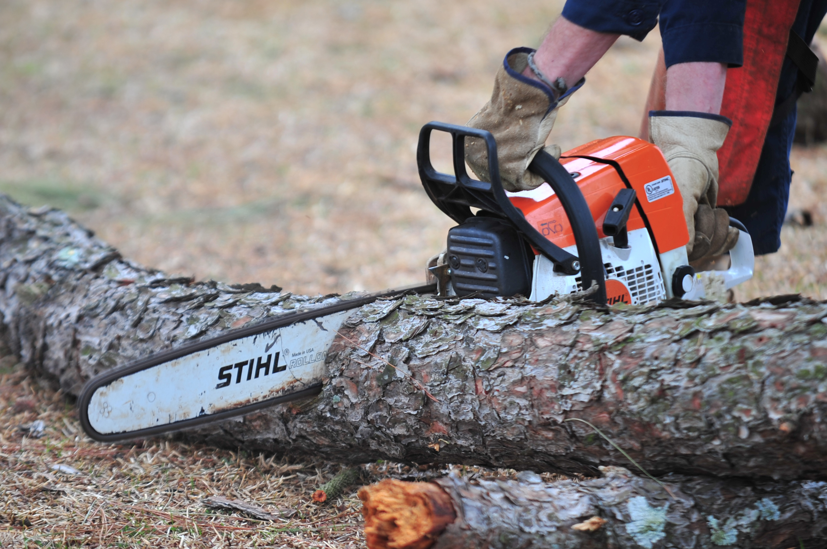 Twenty Two Tips For Chainsaw Safety