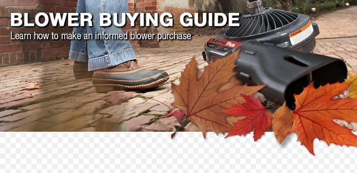 leaf blowers buying guide