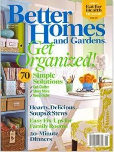 best gardening magazine, better homes and gardens