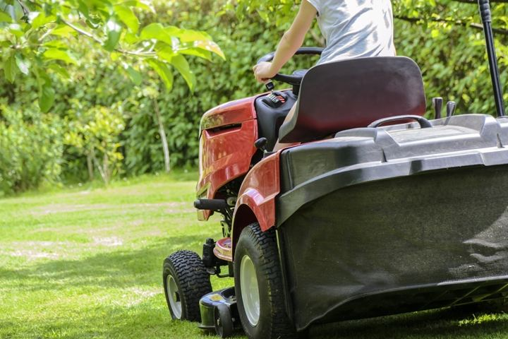 buy zero turn lawn mower