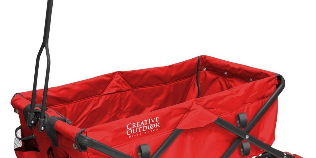 creative outdoor folding wagon review