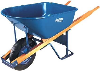 best wheelbarrow for concrete