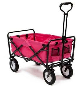 mac folding wagon review