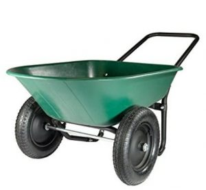 marathon green wheelbarrow