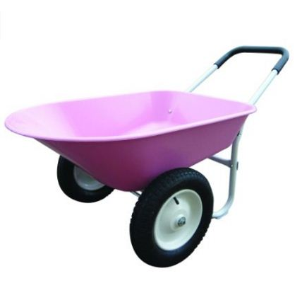 marathon pink wheelbarrow review