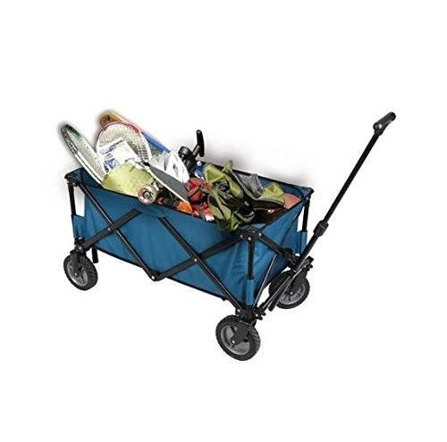 ozark trail folding wagon review