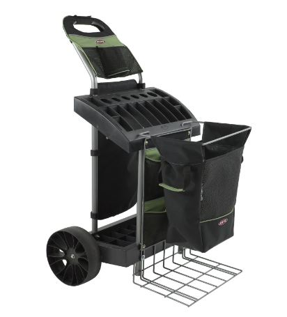 vertex international super duty garden cart